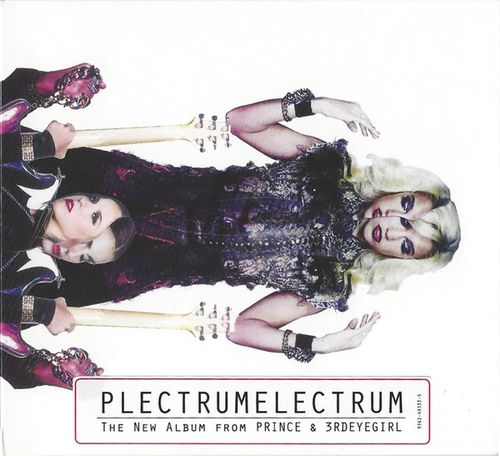 Prince & 3rd Eye Girl - PLECTRUMELECTRUM (2014)