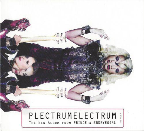 Prince & 3rd Eye Girl - PLECTRUMELECTRUM (2014)